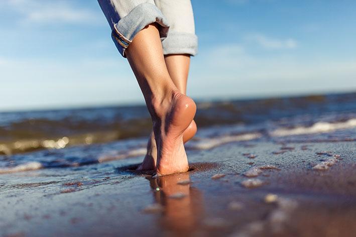 Cinco consejos para meditar caminando